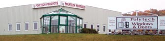 Polytech Products Burnside Location.